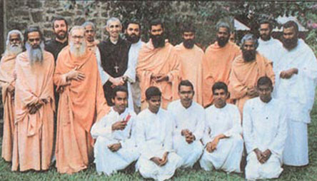 Kurisumala Ashram is at the heart of the Sahya Mountains