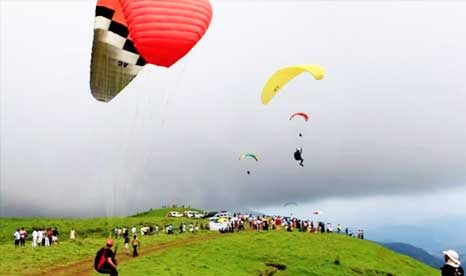 Technicalities of Paragliding